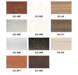 Umweltfreundliches WPC Warfdrobe Schiebetür-Panel-Möbel-Material (PB-171-7)