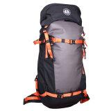 Sac à dos imperméable à l'eau imperméable à lacets 45L pour randonnée extérieure, voyage-Gz1604