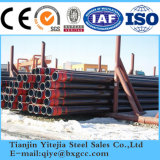 이음새가 없는 Oil Casing Tube (API 5CT J55/K55/L80/N80/P110)