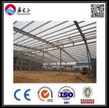 Almacén o taller (ZY449) de la estructura de acero del precio bajo