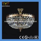 Hot Sale Crystal Bronze Decoration Light Chandelier (MD075)