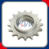Zinc-Plated цепные колеса индустрии (приложенные в port машинном оборудовании)