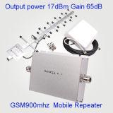 GSM 900MHz 이동 전화 GSM900 신호 승압기, 셀룰라 전화 GSM 신호 중계기 증폭기 + 힘 접합기