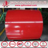 Die beschichtete JIS G3321 Dx51d PPGI Farbe strich galvanisierten Stahlring vor