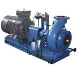 Água de alta temperatura horizontal L bomba de Centrifuga da eficiência elevada