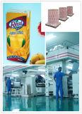 Cartones de papel del acondicionamiento aséptico de la leche de la buena calidad