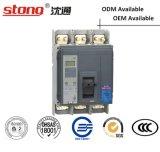 автомат защити цепи отлитый в форму 1250A случая 400A 630A MCCB с параметрами