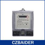 Base di plastica di watt di potere di energia del tester elettronico monofase di tensione (DDS2111)