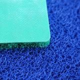 屋外PVCプラスチックビニールのループスパゲッティコイルの床のマットのマットのランナーロールスロイスを切る反スリップ