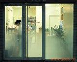 Vidrio grabado al agua fuerte ácido del cambio del gradiente del precio bajo para las puertas del departamento