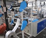 4 Zeile doppelte Schicht-kalter Ausschnitt-Beutel, der Maschine herstellt