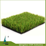 Herbe artificielle de Qingdao Csp, herbe synthétique de gazon pour le football