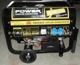 2.5kVA-7.5kVA de Reeks van de Generator van de Benzine van de Stroom