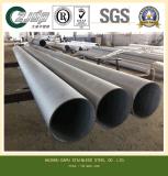 Tubo inconsútil del acero inoxidable de ASTM A269 TP316Ti