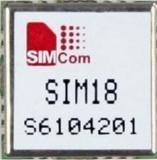 Módulo de Simcom G/M GPS (SIM18)