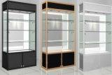 Painéis de vidro laminado, vitrina de construção para prateleiras