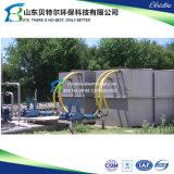 Mbr Schlachten-Abwasserbehandlung-Gerät wiederverwendet für Bewässerung