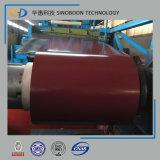Ral5020はISO9001の電流を通された鋼鉄コイルをPrepainted