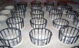 Асфальт смешивая 2 клетку фильтра нержавеющей стали углерода Steel/304/316L разделов
