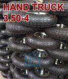 Pneu e tubo do carrinho de mão Caminhão manual Tiro e tubo Tubo interno de butilo 4.10 / 3.50-4