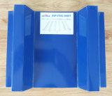Protection contre l'incendie appropriée à la feuille de toit en métal de l'usine ASP