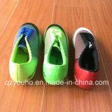 Ботинки футбола горячего высокого качества сбывания напольные