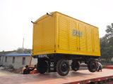 Generatore residuo del biogas del letame di bestiami e della pianta del biogas dell'azienda agricola piccolo