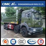 290-420HP와 유로를 가진 Beiben 6*4 덤프 트럭 2/3/4의 배출 기준