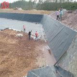 海きゅうりの円斜面の保護のためのHDPE Geomembrane