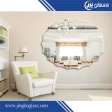 Specchio irregolare di periodo con a doppio foglio