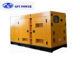 generador de potencia insonoro de 60Hz 113kVA accionado por el motor diesel de Cummins