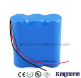 3.2 Batterie des Volt-4.5ah 18650 LiFePO4 für LED-Licht