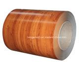 Il grano di legno PPGI, PPGL ha preverniciato il piatto d'acciaio galvanizzato