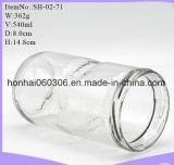 石大工の飲み物の瓶ガラス
