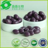Óleo de semente de uva Softgel O colágeno danificado e fibra elástica