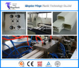 Kurbelgehäuse-BelüftungTrunking, der Maschine/Kurbelgehäuse-Belüftung elektrisches kabel-Profil-Strangpresßling-Zeile bildet