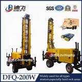 Bewegliches Bit der Wasser-Vertiefungs-Ölplattform-Maschinen-Dfq-200W DTH populär in Afrika