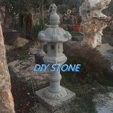 حديقة نحت حجارة فانوس صوّان نحت