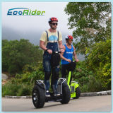 Nuovo Products Ecorider 2016 Lithium Battery fuori da Road Electric Chariot Two Wheels Self Balancing Golf Scooter