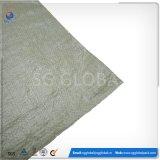 Green 50kg sac en tissu PP pour les déchets d'emballage