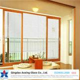 Vidrio aislado vacío/tallas estándar de cristal de la vidriera triple/doble del tragaluz