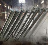 Cer-Bescheinigung-Fabrik galvanisierte gewundenen Bodenstapel zwei