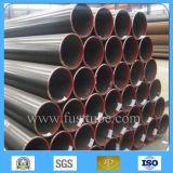 Pipe en acier sans joint de carbone noir de la qualité ASTM A53 gr. B