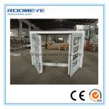 Jalousie de série de Roomeye Ws1-3/guichet en aluminium de tissu pour rideaux guichet d'obturateur