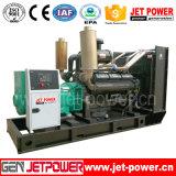 Générateur diesel silencieux puissant de Genset 30kw avec des pièces de chauffe-eau