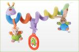 A cama plástica dos produtos do bebê do B/O brinca (H4646106)