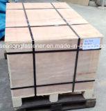 De roestvrij staal Getande Wasmachine van het Slot/de Wasmachine van de Tand (DIN6797A, J)