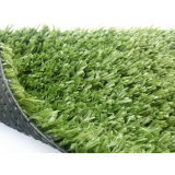 安く50mm/60mm Soccer Artificial GrassのPE Fibrilated Yarn Football Turf