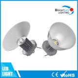 150W Vendem Por Atacado a Iluminação Elevada Industrial do Louro do Diodo Emissor de Luz da Fábrica Interna