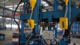 Riga resistente completamente automatica dei prodotti del fascio di H con la buona prestazione della saldatura